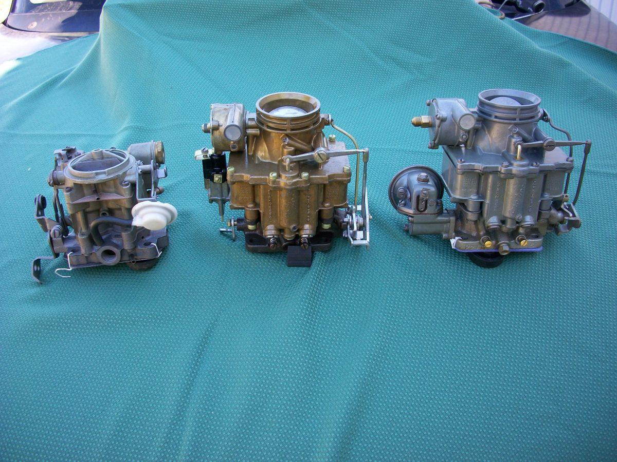 Carburetors | Cowboy Johns Auto Parts